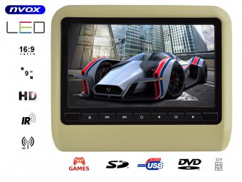 NVOX DV9917N HD BE