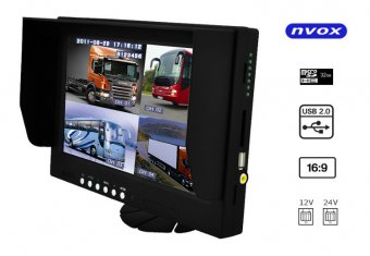 NVOX HM950DVR QUAD