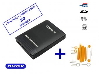 NVOX NV1086m BMW1 17PIN