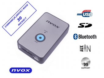 NVOX NV1080B BT BMW 12PIN