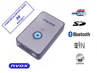 NVOX NV1080B BT VW 8PIN