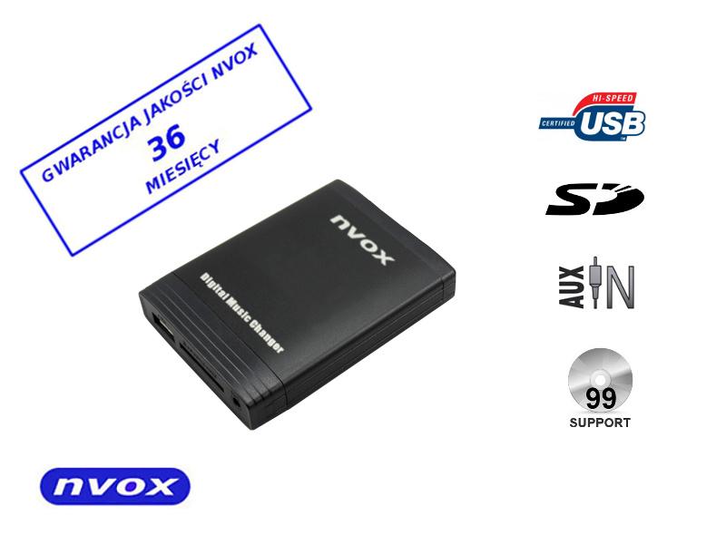 Nvox Nv1086m Opel Cd30 300 Product Nvox